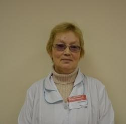 Шембекова Мария Ивановна