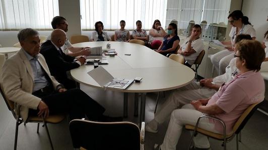 Сотрудничество с венгерскими медиками
