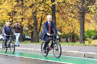 Всероссийская акция «На работу на велосипеде!»