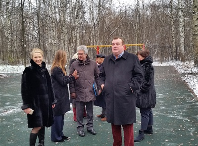 Представители «Бамбино Джезу» посетили филиал НПЦ.