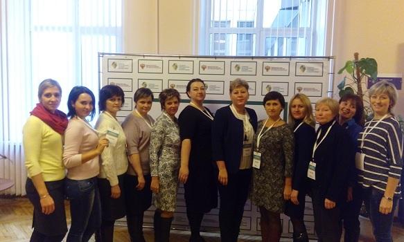 Медицинские сестры Московского центра Паллиативной помощи детям приняли участие в  III  конференции