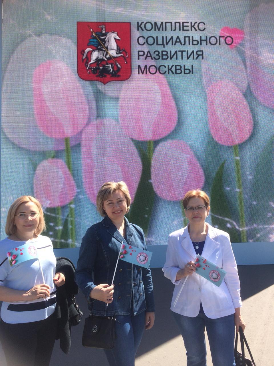 Международный день медицинской сестры отметили на ВДНХ