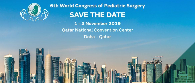 6-й Всемирный конгресс федерации ассоциаций детской хирургии