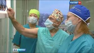Проведена уникальная операция