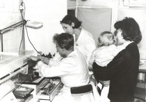 27 сентября 1995 года в НПЦ начался приём пациентов.